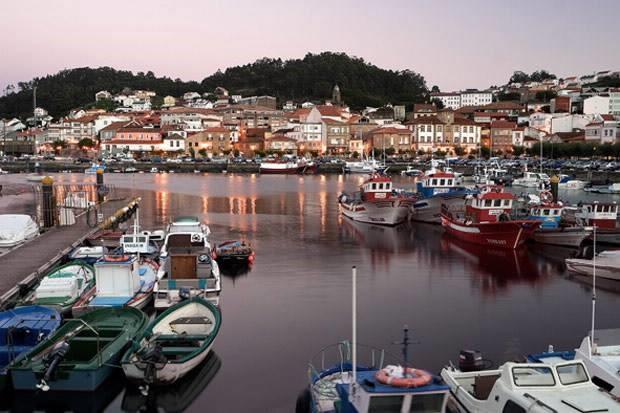 Que ver en Galicia: Puerto de Muros
