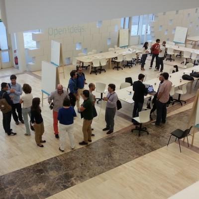 I Taller de crowdworking Galicia Open Future