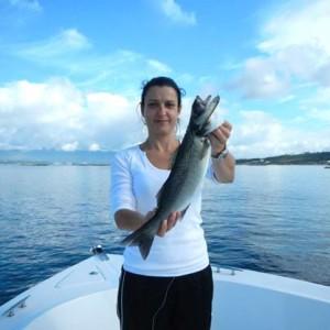 Taller de pesca en la Ría de Arousa 6