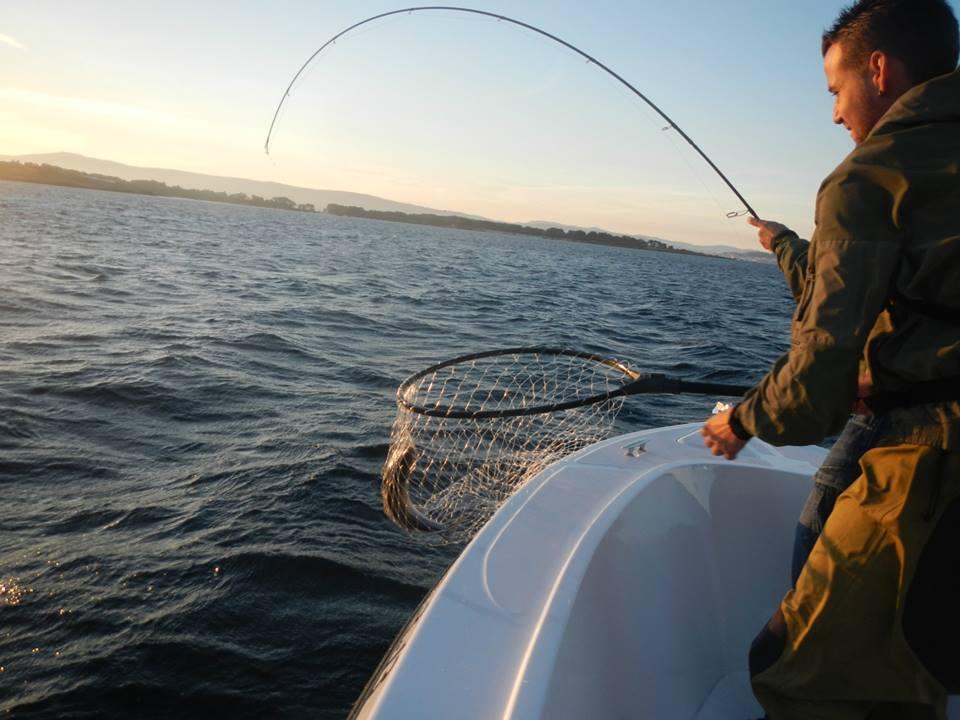 pesca rías baixas