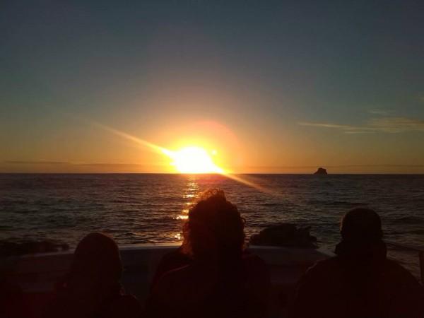 puesta de sol faro finisterre 3