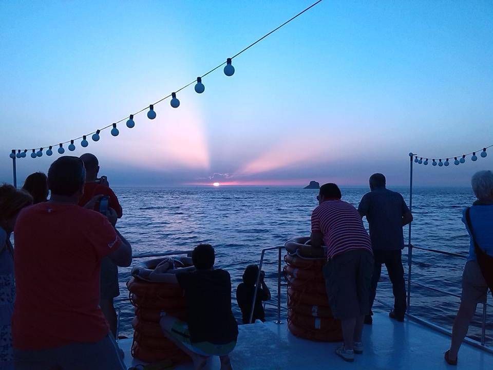 puesta de sol faro finisterre 4