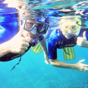 Snorkel Isla de Arousa