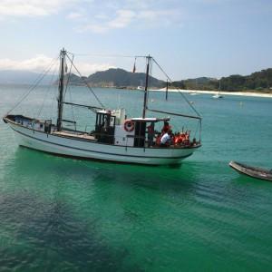 Barco de pesca Chasula