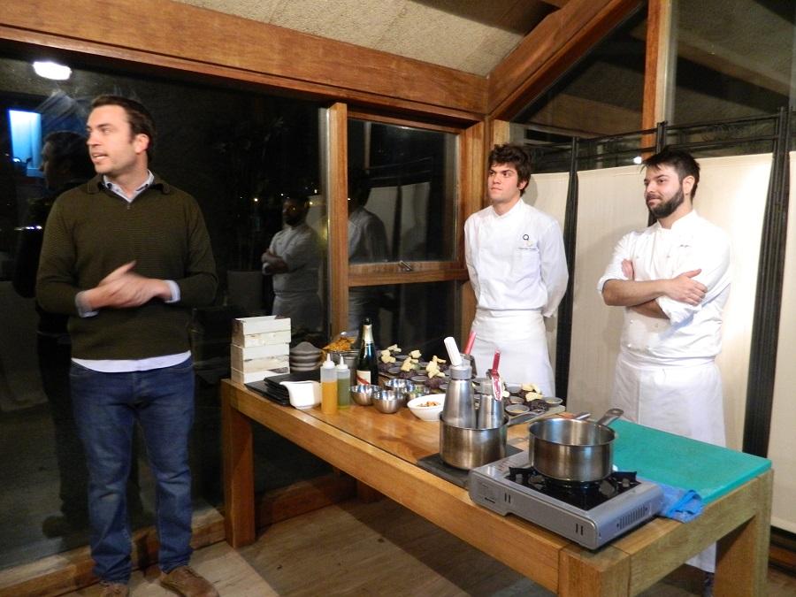 Chefs gallegos
