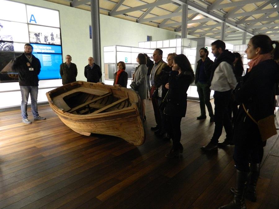Visita guiada Museo del Mar de Vigo