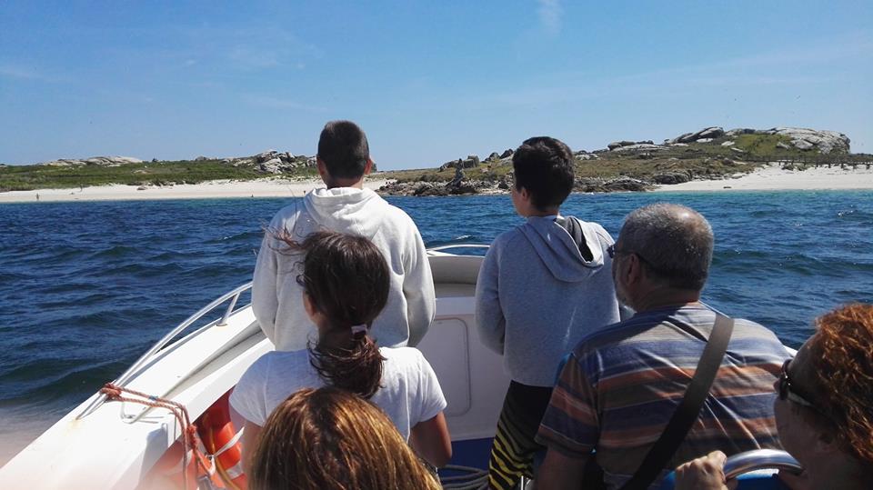 visita la isla de Sálvora