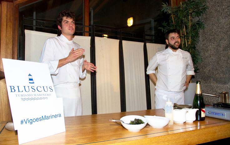 Showcooking Alejandro Torres