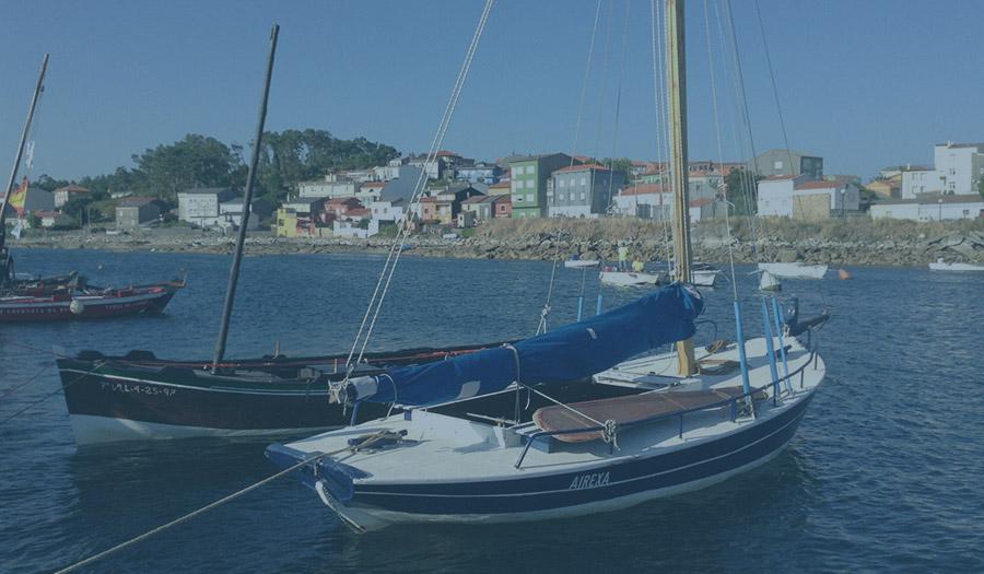 Encontros embarcaciones tradicionales