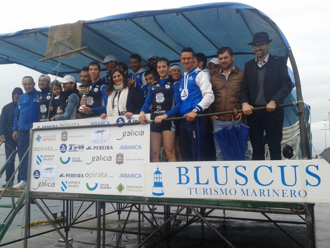 Eventos en Galicia - Un día en las traineras con la S.D Tirán
