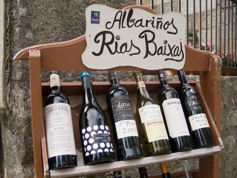 Festa do viño albariño
