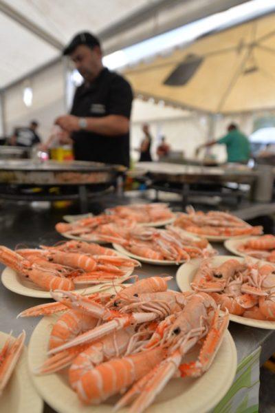 Fiestas gastronómicas de julio cigala