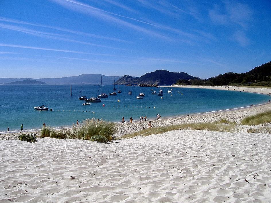 Barco Islas Cíes