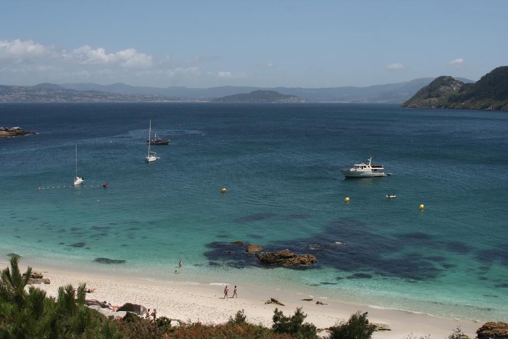 Barcos Islas Cíes