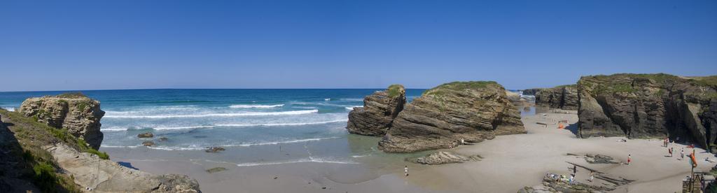 Playa de las Catedrales- Foto de Antonio García
