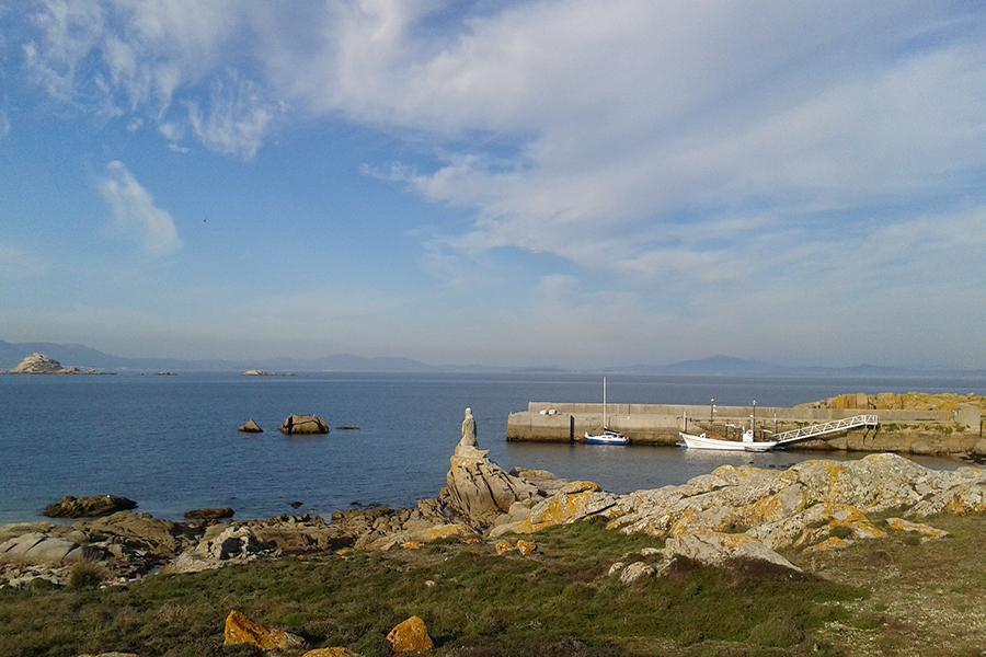 Leyendas marinas Sirena gallega