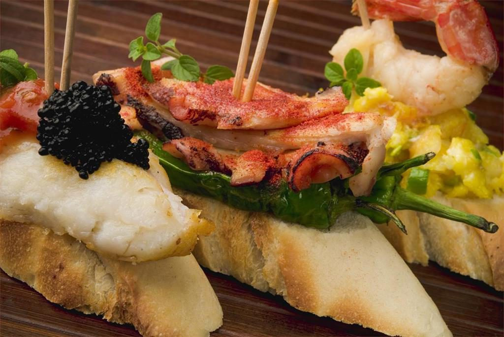 Fiestas gastronómicas de noviembre Pinchorriño