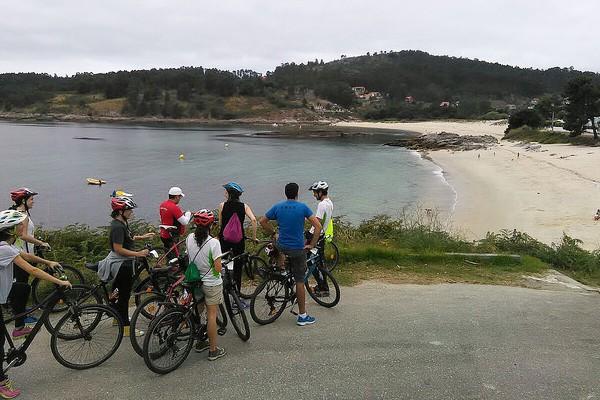 paseos en bici Galicia