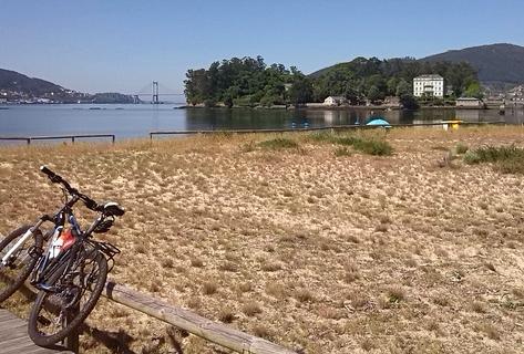 rutas en bici por Galicia