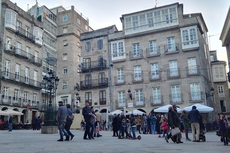 Casco Viejo Vigo