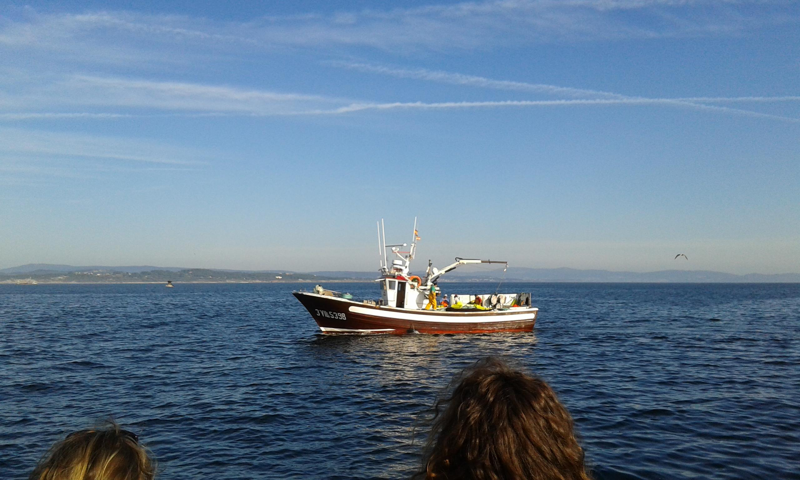 barco del cerco