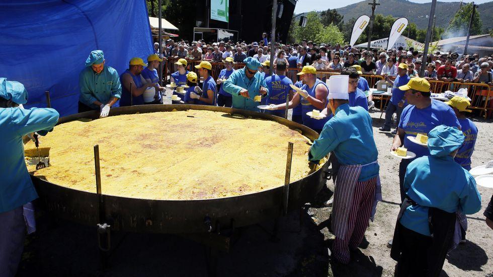 fiestas gastronómicas de Galicia