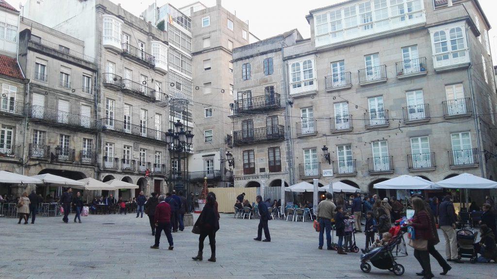 Visitar Vigo patrimonio