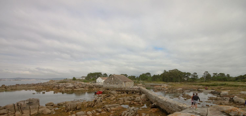 muiño de mareas a illa