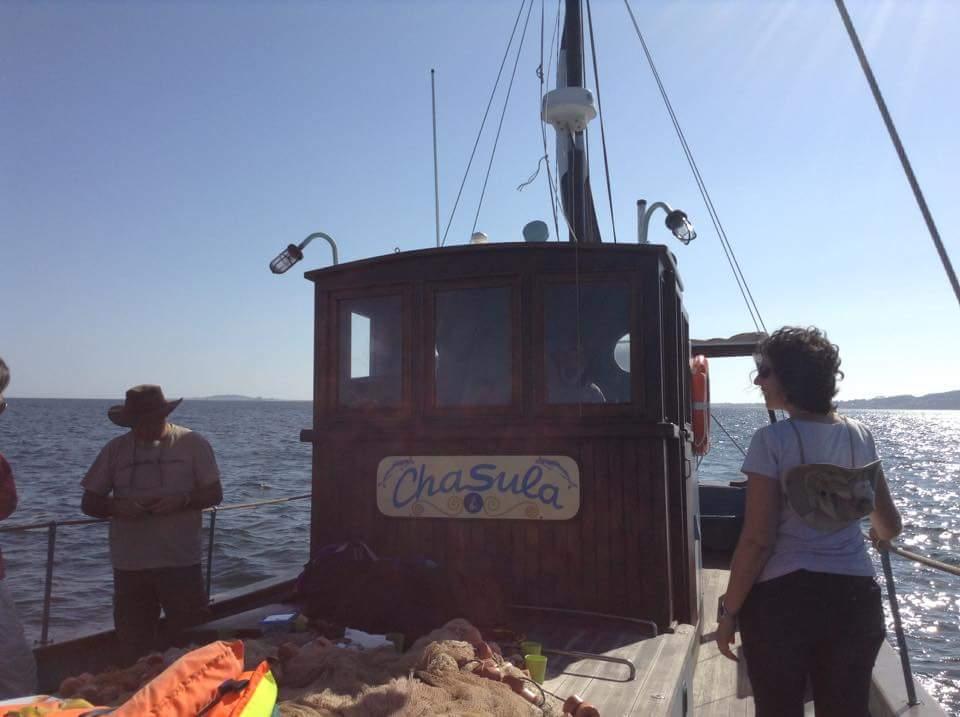 jornada de pesca