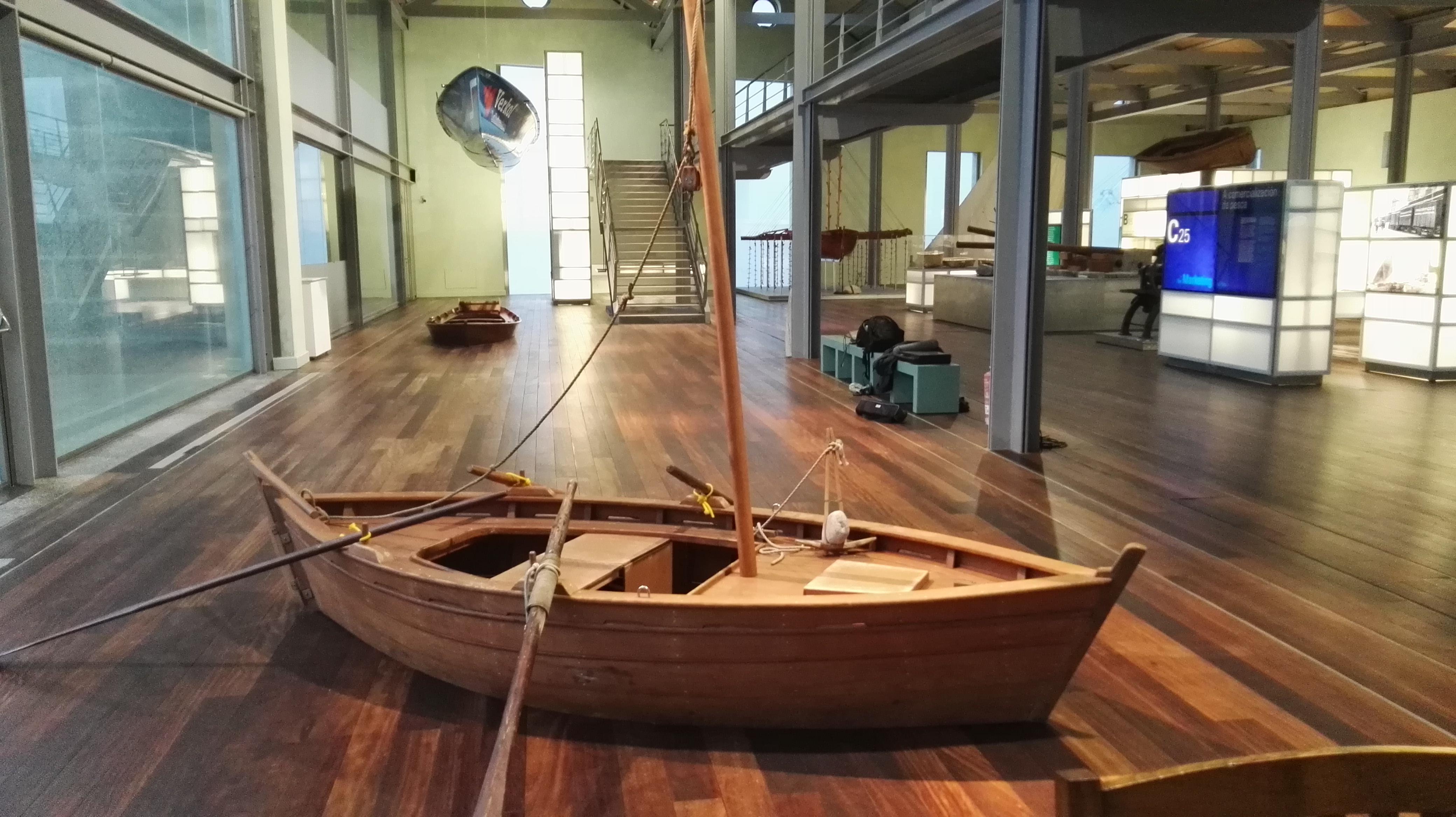 Museo del mar de Galicia