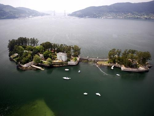 Qué ver en la costa de Pontevedra. Ensenada Ría de Vigo