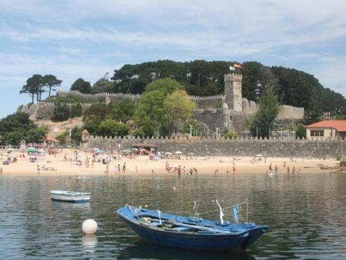 Qué ver en la costa de Pontevedra. Monterreal Bayona