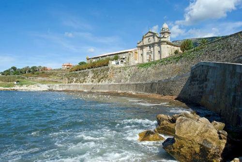 Qué ver en la costa de Pontevedra. Oia
