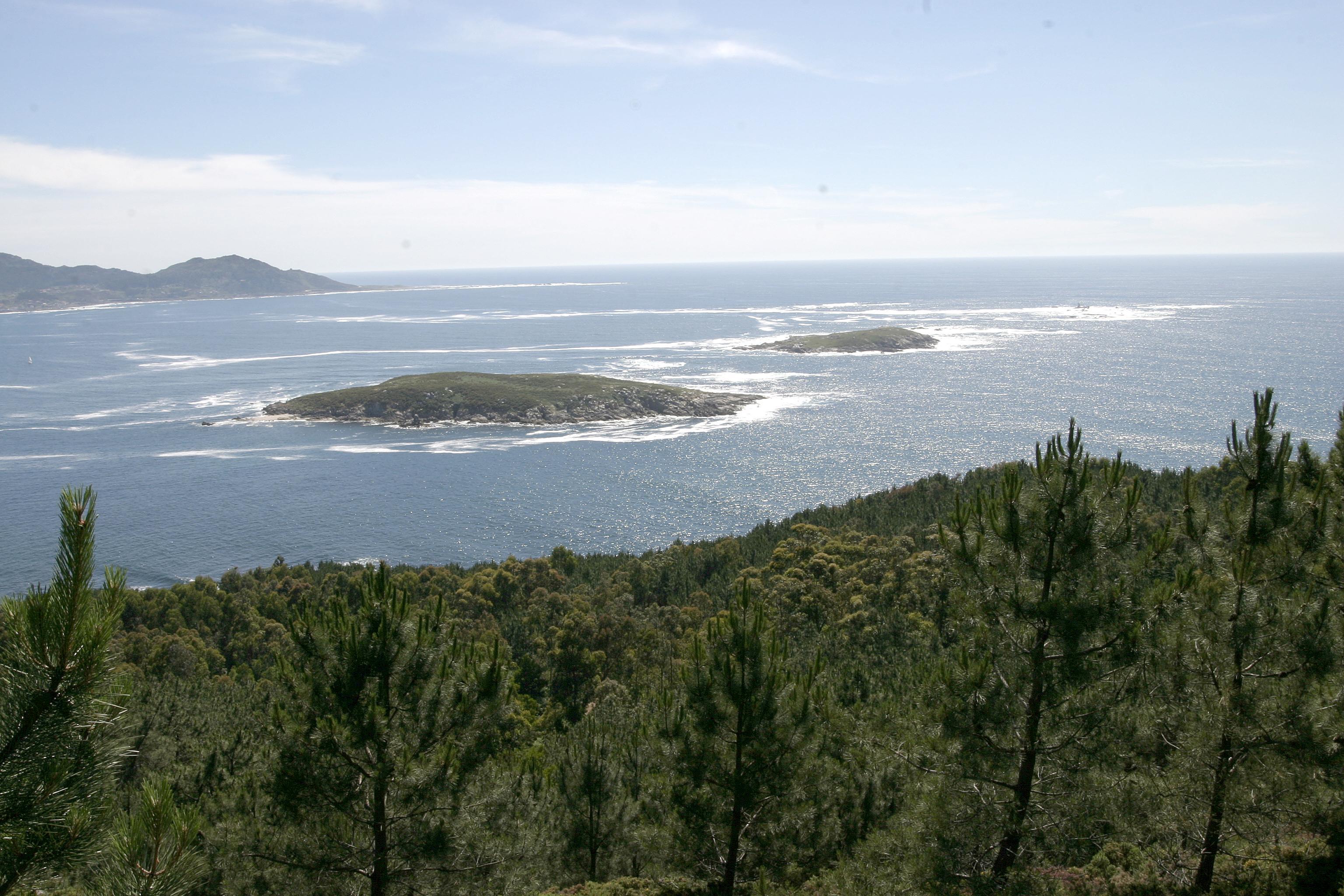 Islas Estelas. Islas secretas de Galicia
