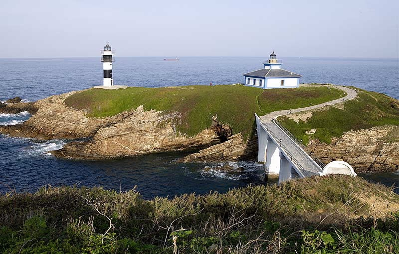 Illa Pancha. Foto: Turismo de Galicia
