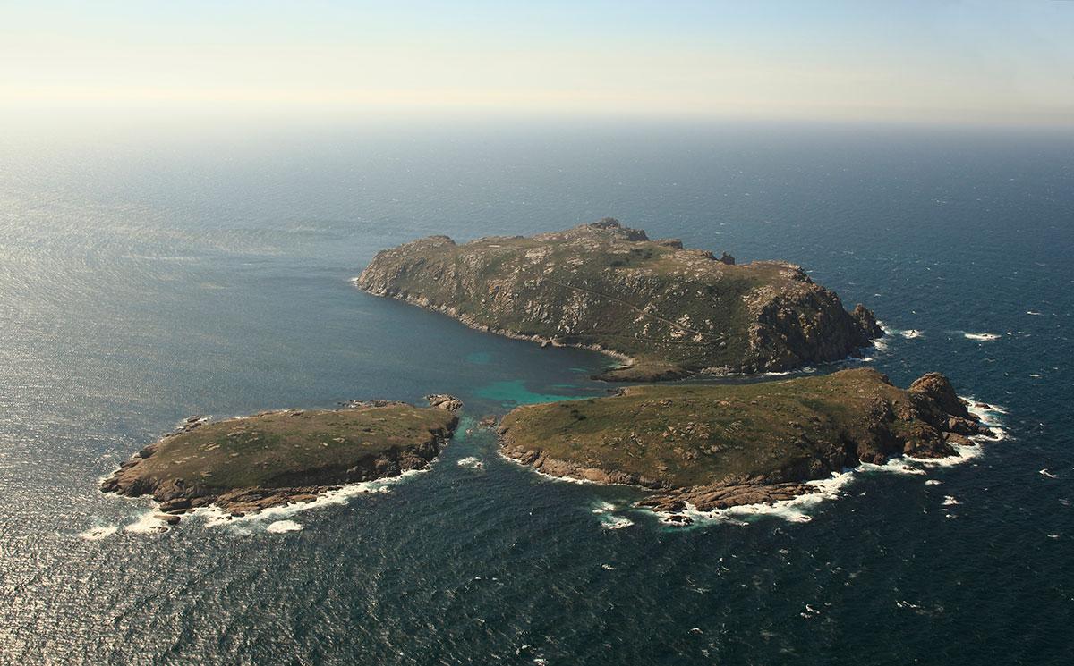 illas sisargas