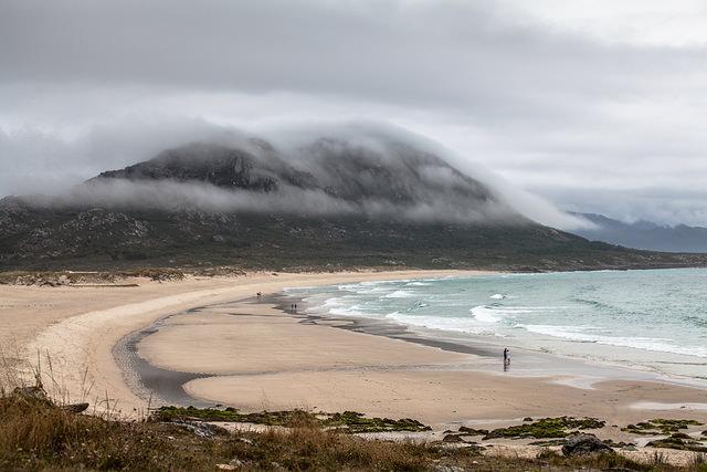 Qué ver en la costa de A Coruña Monte Louro