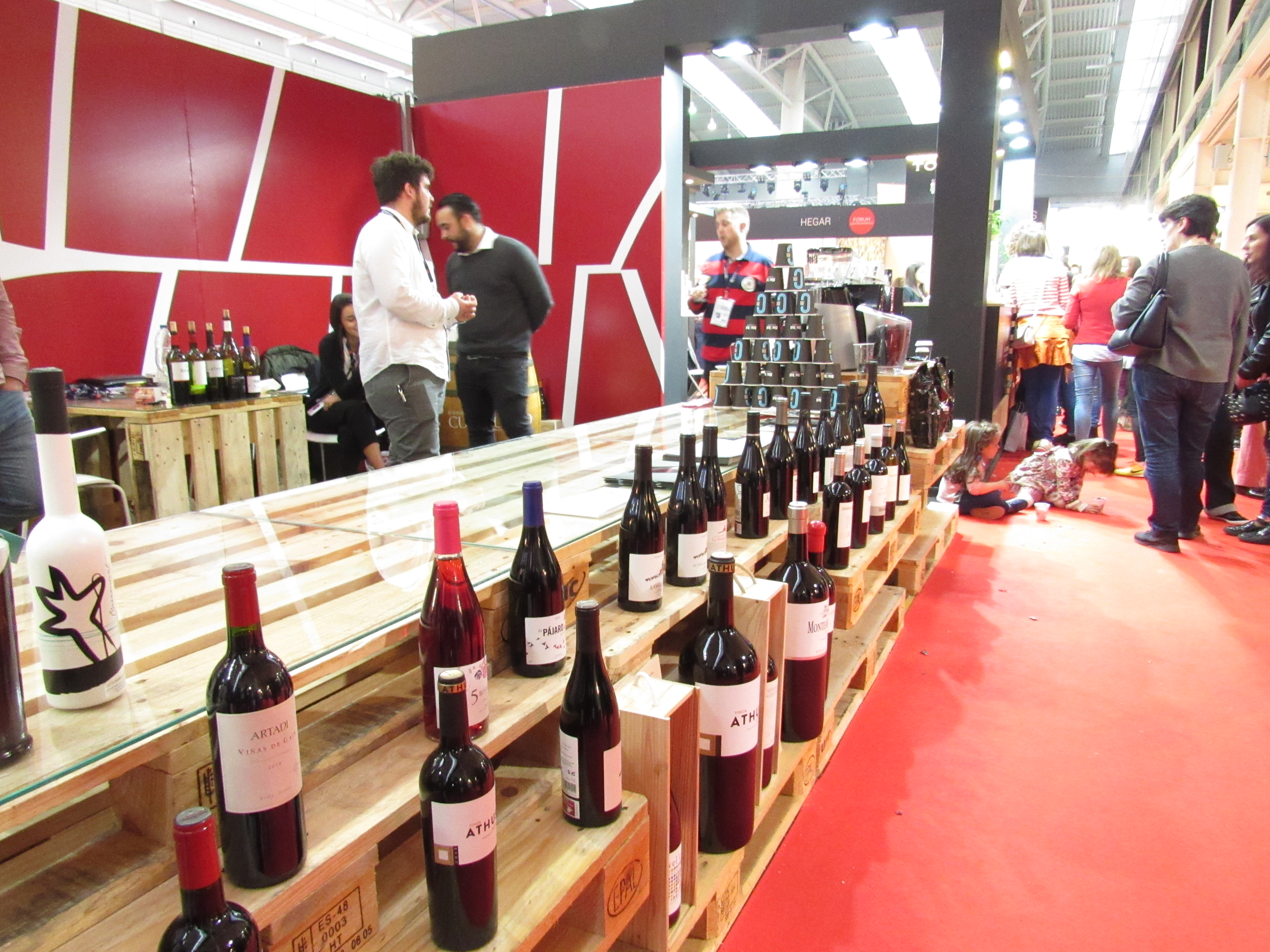 Resumen Forum Coruña 2017 Expositor