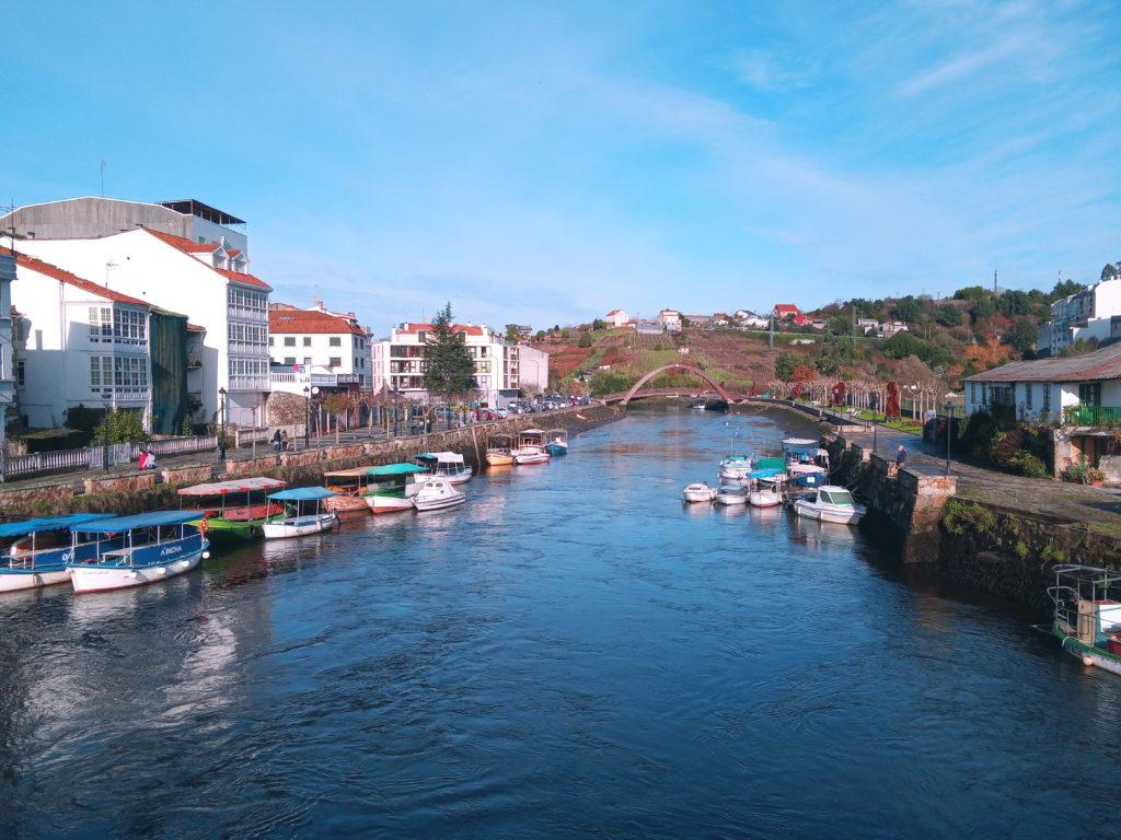 Rio Mandeo Betanzos