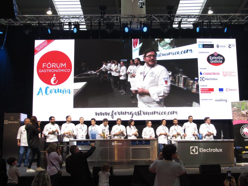 Forum Coruña colectivo coruña cocina