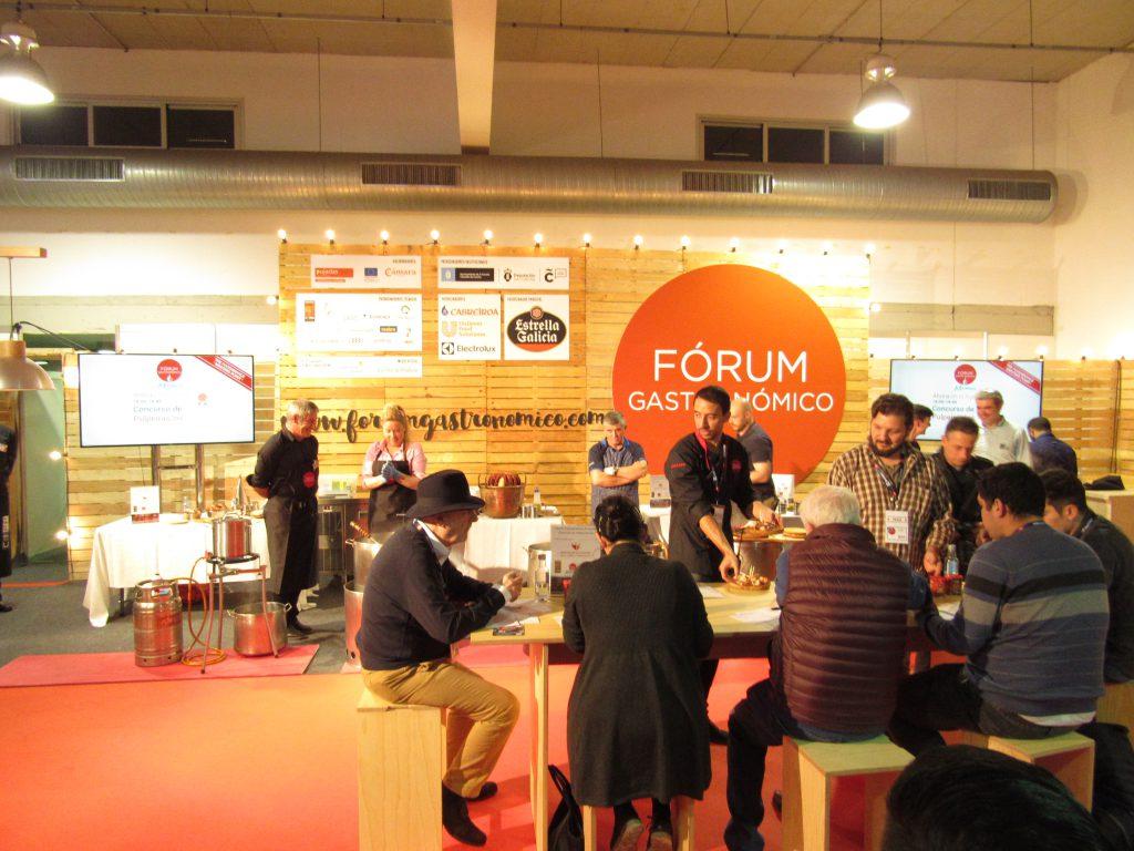 Forum Coruña concurso pulpeiros