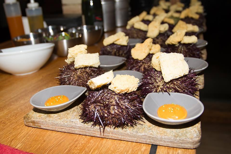 Fiesta gastronomica de marzo ourizo