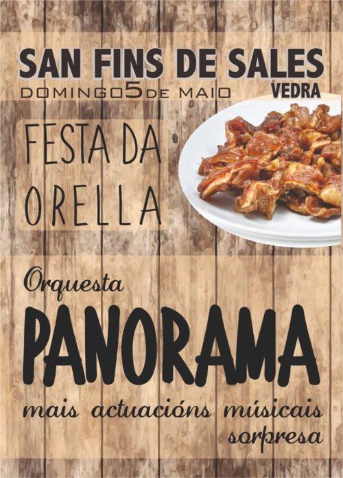 festa da Orella san fins de sales 2019