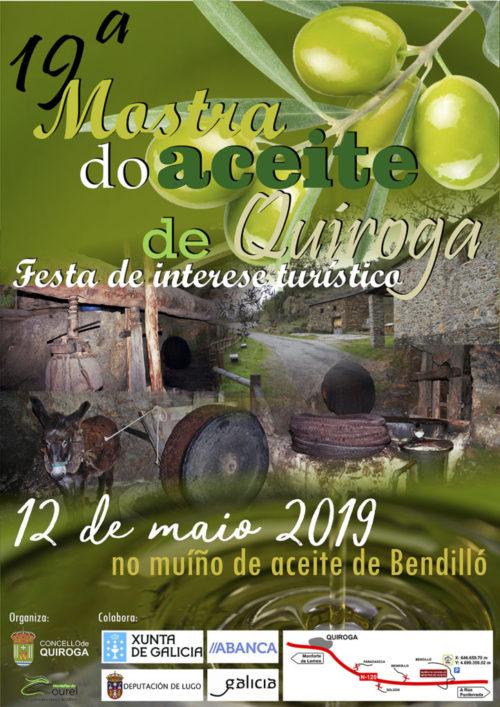 Mostra aceite Quiroga 2019
