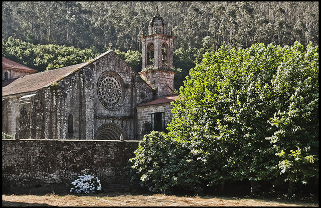 Monasterio Armenteira Denominaciones de Galicia
