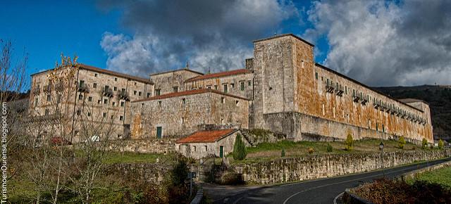 Monasterio Oseira Denominaciones de Galicia Ribeiro