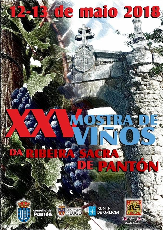mostra de viños de Pantón