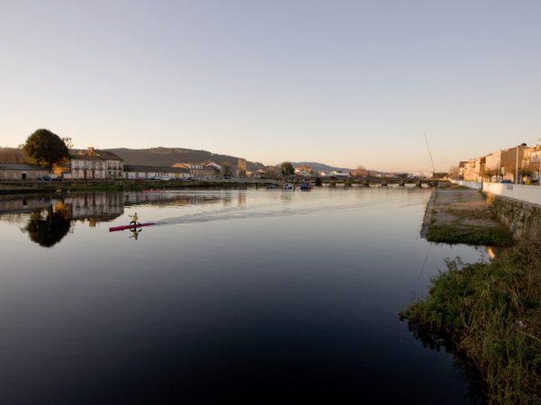 camino de Santiago por mar Ulla