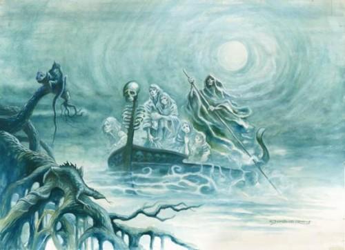 leyendas del mar