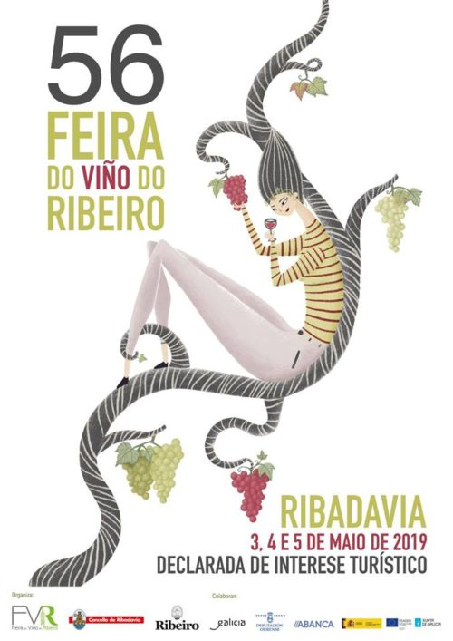 feira do viño de ribeiro Ribadavia 2019